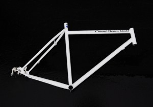 Crucial Custom Cycles custom made MTB frames Wellington NZ