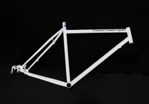 Crucial Custom Cycles custom made MTB frames Wellington NZ